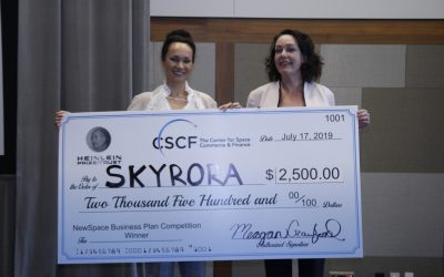 Blasting off with greener, more versatile rockets: Skyrora wins NewSpace Business Plan Competition
